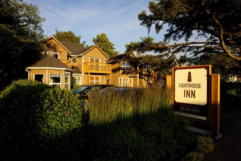 Lighthouse Inn lodging in Oregon