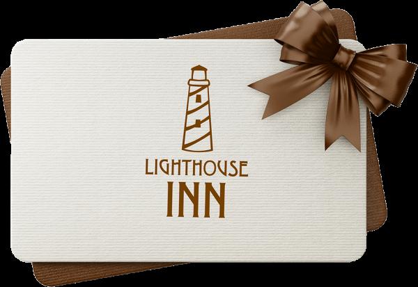 Lighthouse Inn gift card
